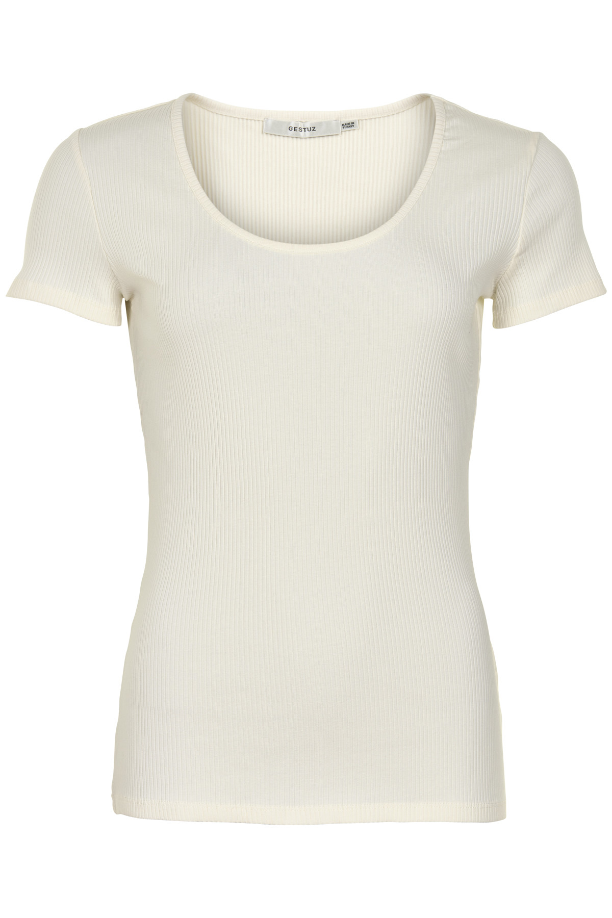 Image of   GESTUZ ROLLA TEE B (Bright White 90014, XL)