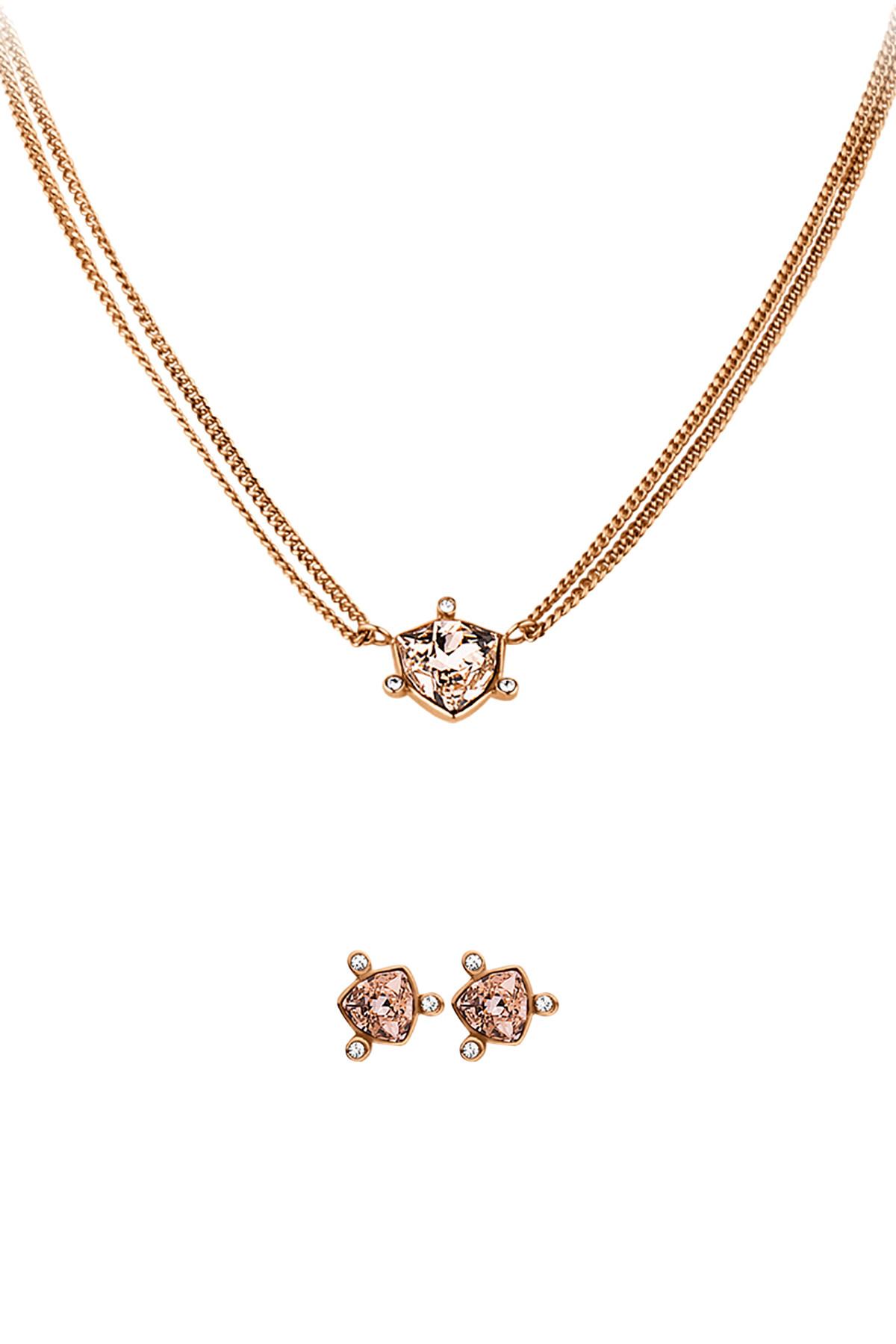 Image of   DYRBERG/KERN ESTELIA + PAVILIA TF 10353 (Rose Gold, ONESIZE)