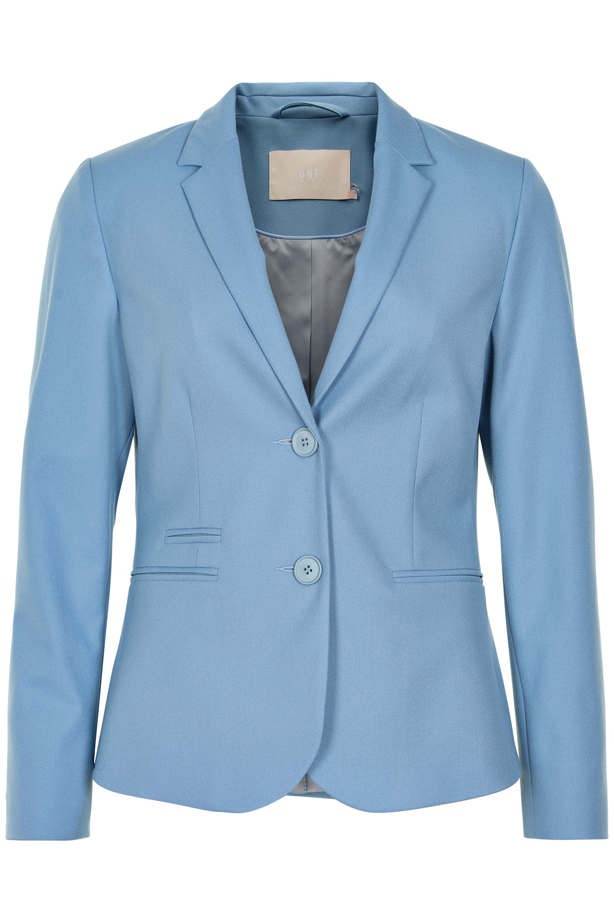Image of   KAREN BY SIMONSEN SYDNEY BLAZER 10102089 (Light Denim Blue 40076, 34)