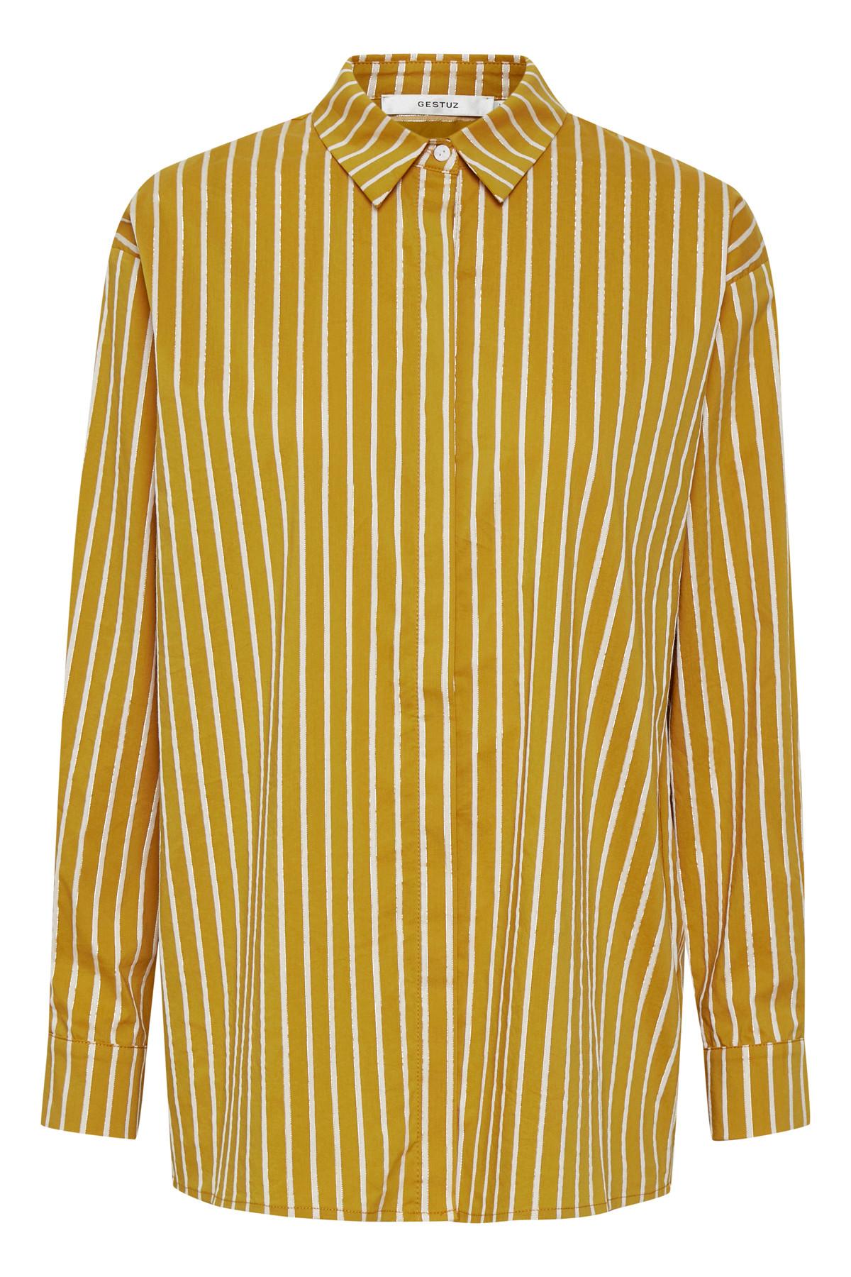 Image of   GESTUZ BETHANYGZ SKJORTE (Narcissus Yellow 90576, 40)