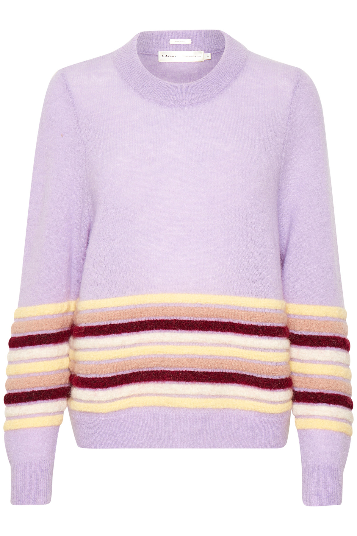 Image of   InWear NOREEN PULLOVER 30103990 (Purple Rose 10390, XL)