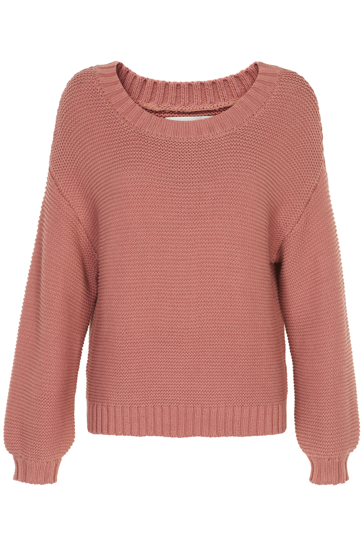 Image of   AND LESS RAIMONDO PULLOVER 5219206 A (Ash Rose, M)