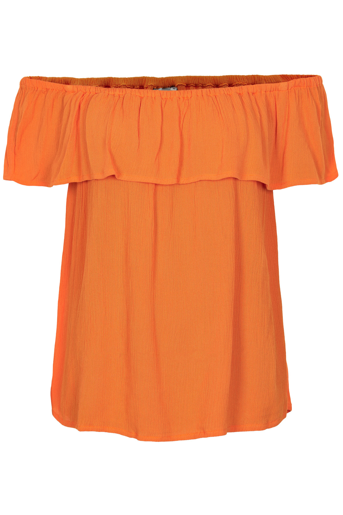 Image of   ICHI MARRAKECH TOP 20103351 17667 (Russet Orange 17667, L)