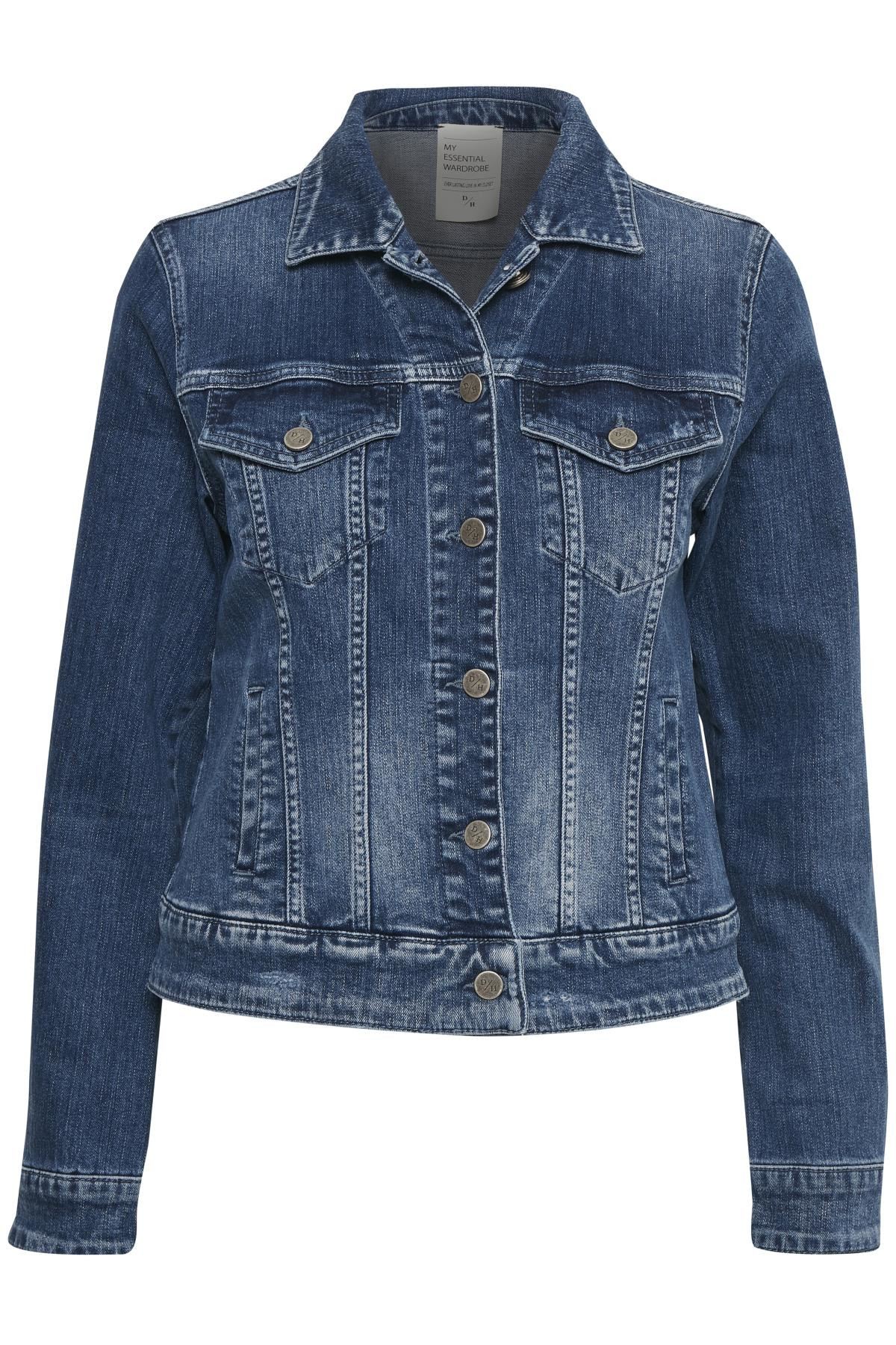Image of   Denim Hunter 07 THE DENIM JACKET 10702546 (Used Wash 38540, 38)