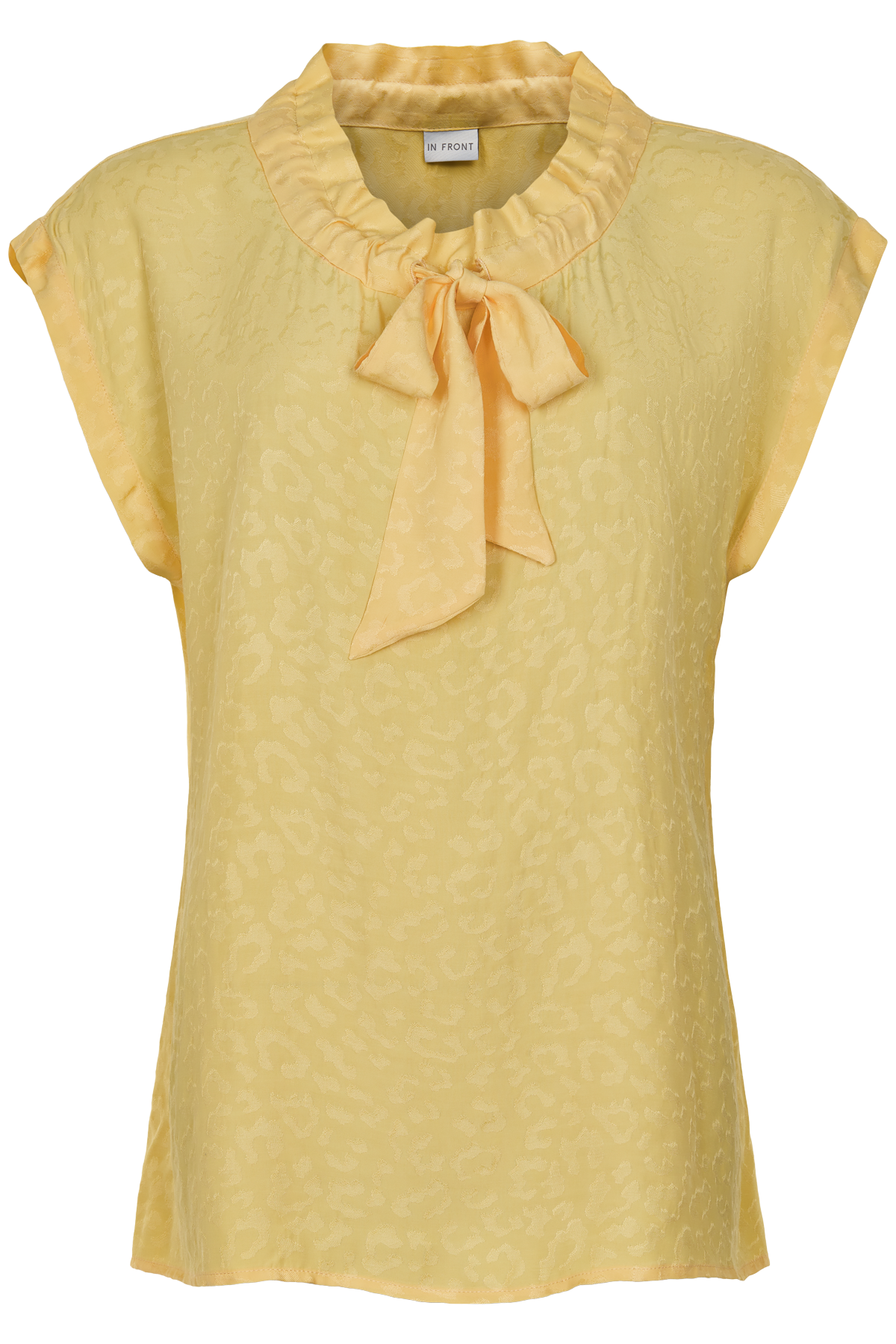 Image of   IN FRONT IMPERIA TOP 13312 (Light Yellow 711, L)