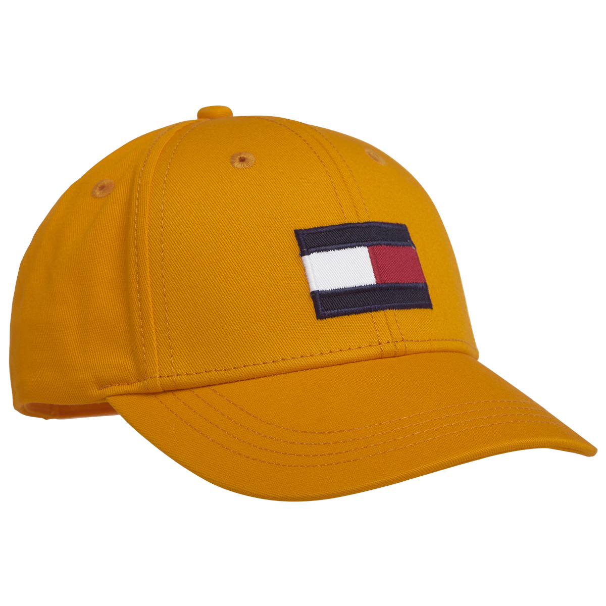 Image of   TOMMY HILFIGER BIG FLAG CAP 0055 R (Russet Orange, L)