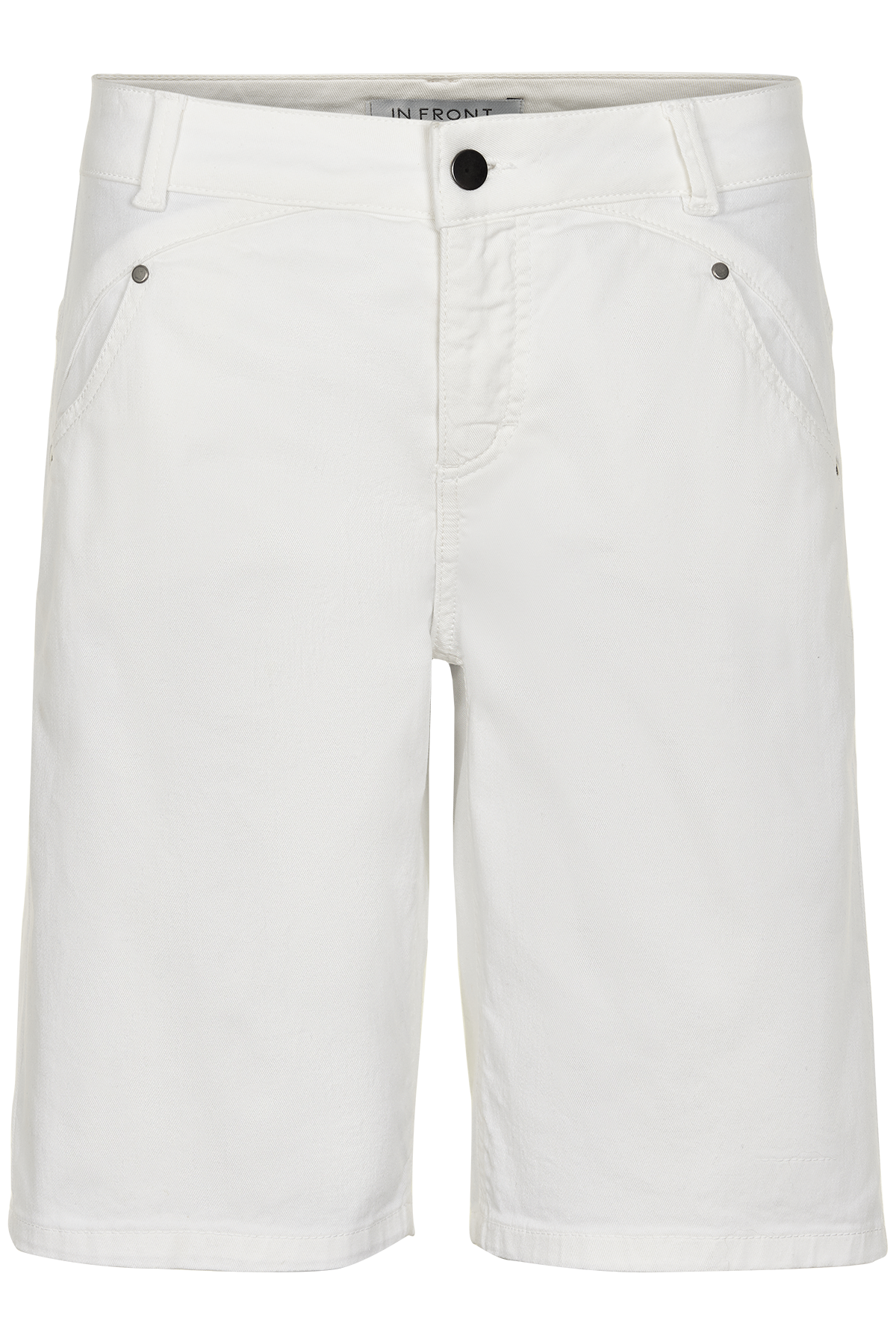 Image of   IN FRONT CATINI SHORTS 13319 (White 010, S)