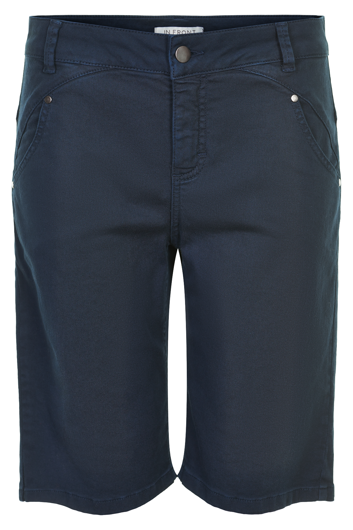 Image of   IN FRONT CATINI SHORTS 13319 N (Navy 591, XL)