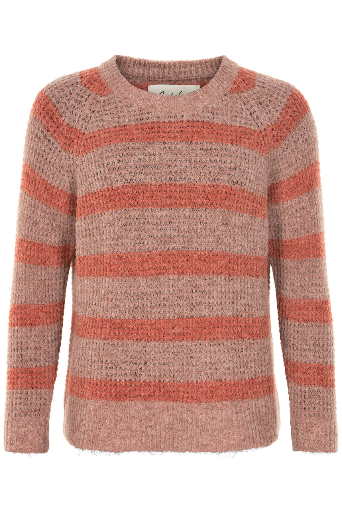 Image of   AND LESS BAMBINA PULLOVER 5419202 (Burlwood, M)