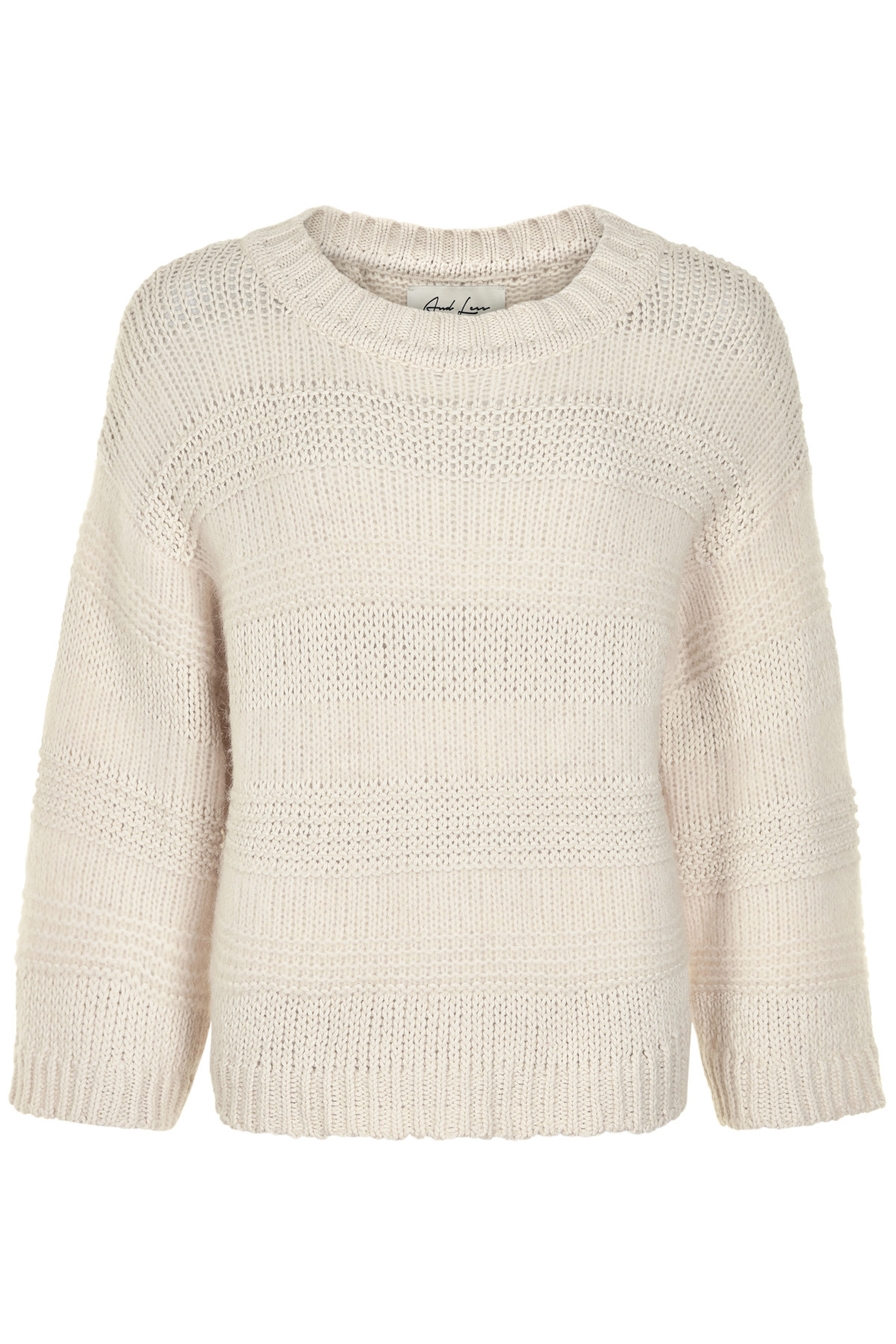 Image of   AND LESS CHAIMA PULLOVER 5419203 (W. Allysum, L)