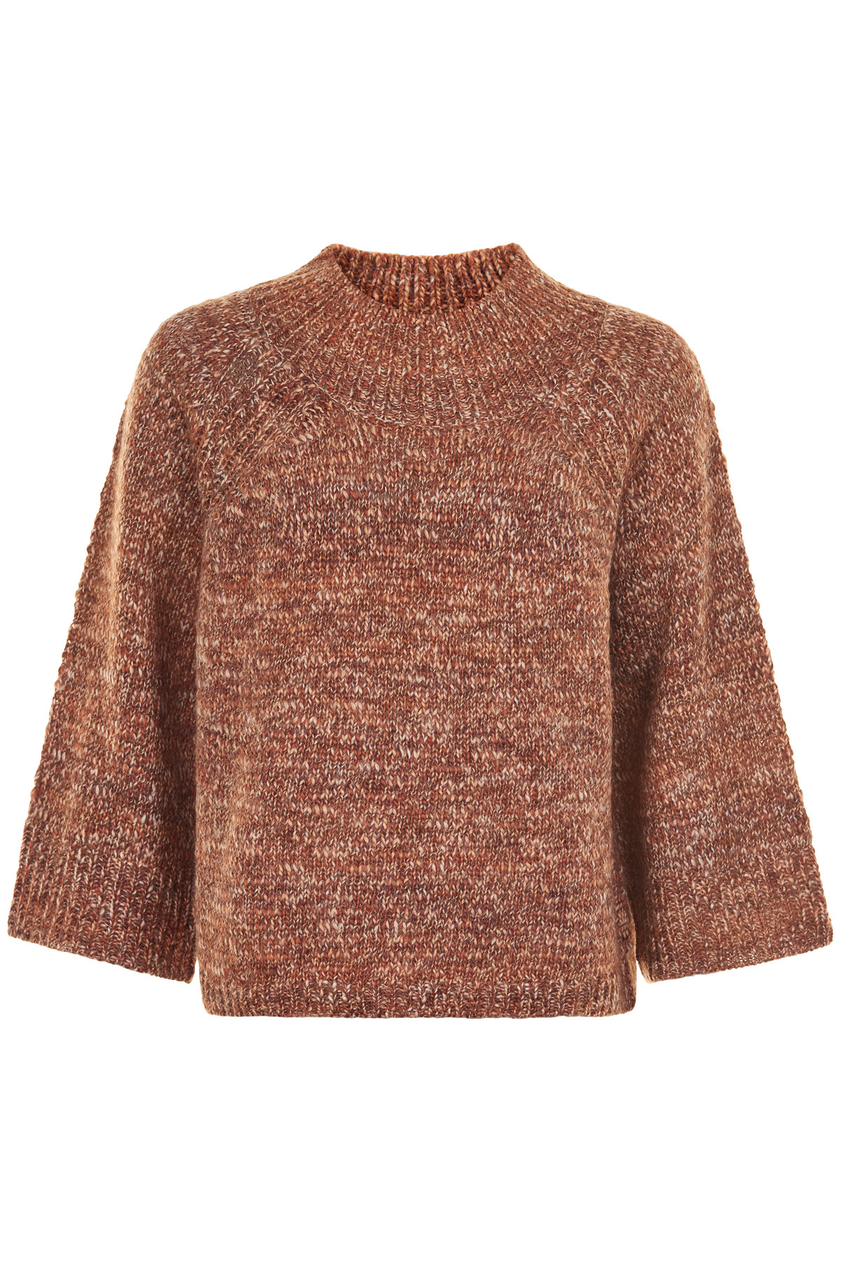 Image of   AND LESS ALHASTI PULLOVER 5519201 (Rawhide, XS)