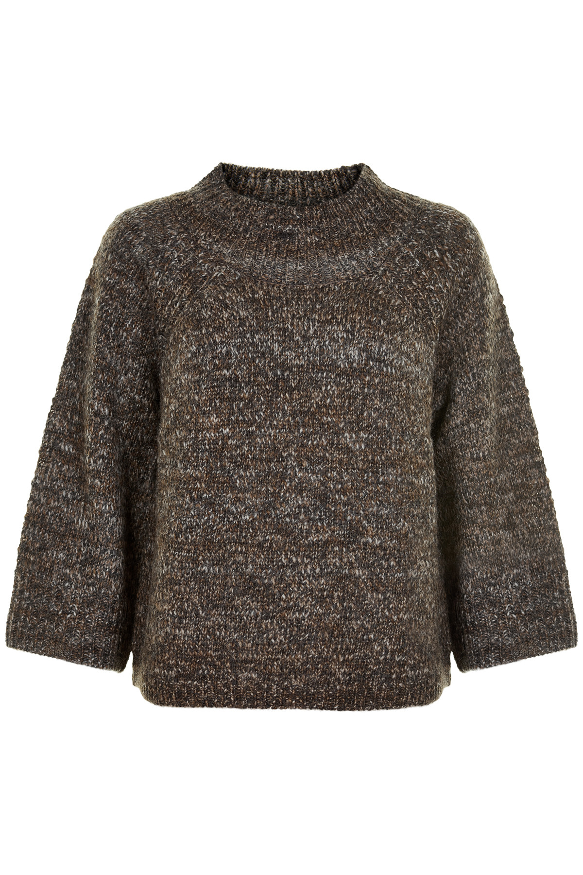 Image of   AND LESS ALHASTI PULLOVER 5519201 C (Canteen, S)