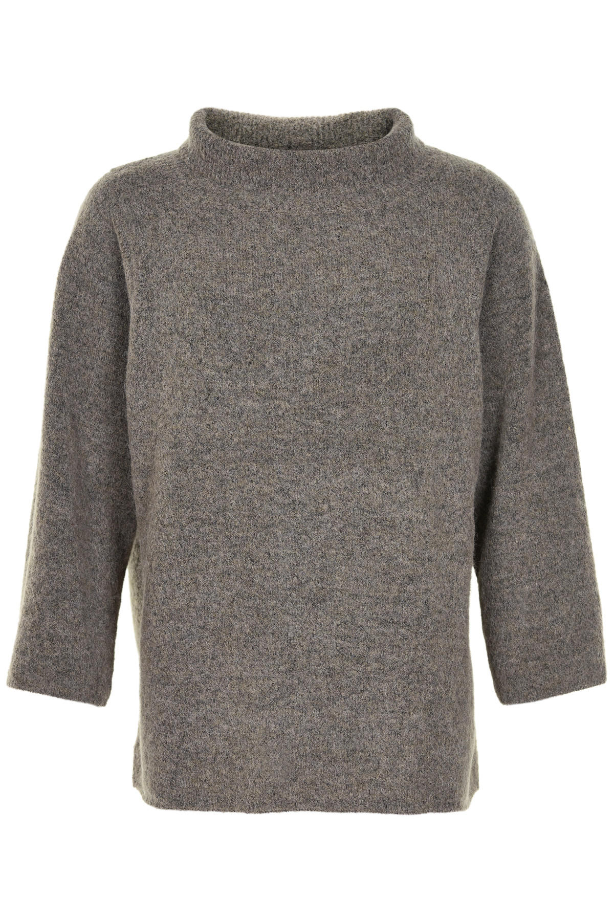 Image of   AND LESS ALELENORE PULLOVER 5519204 W (Walnut, XS)