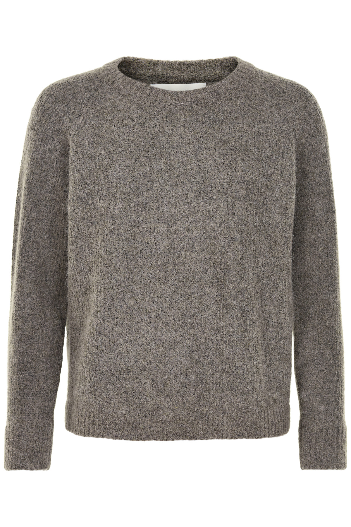 Image of   AND LESS ALBAMBINA SWEATER 5519211 W (Walnut, S)