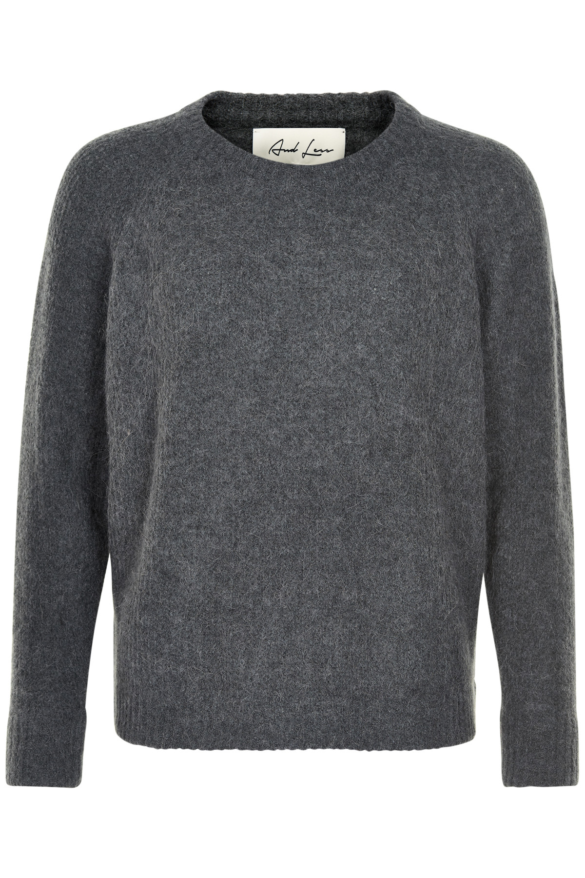 Image of   AND LESS ALBAMBINA SWEATER 5519211 F (Folkstone, M)