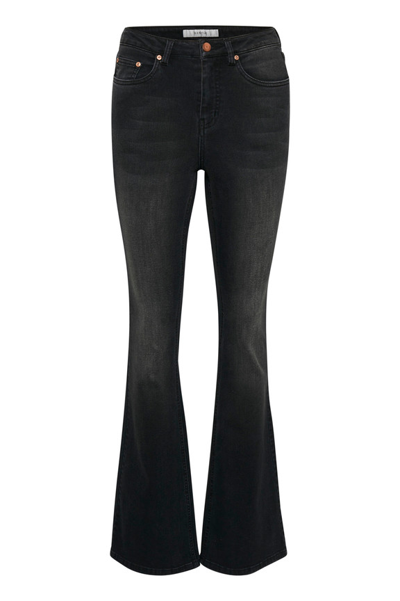 Image of   GESTUZ EMILINDA JEANS 10904028 (Charcoal Grey 90899, 26)