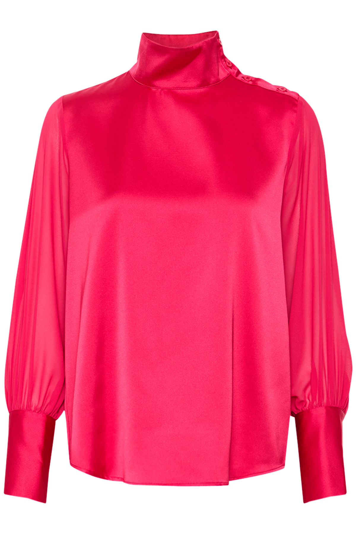 Ortovox 150 Cool Clean T shirt Dame hot coral