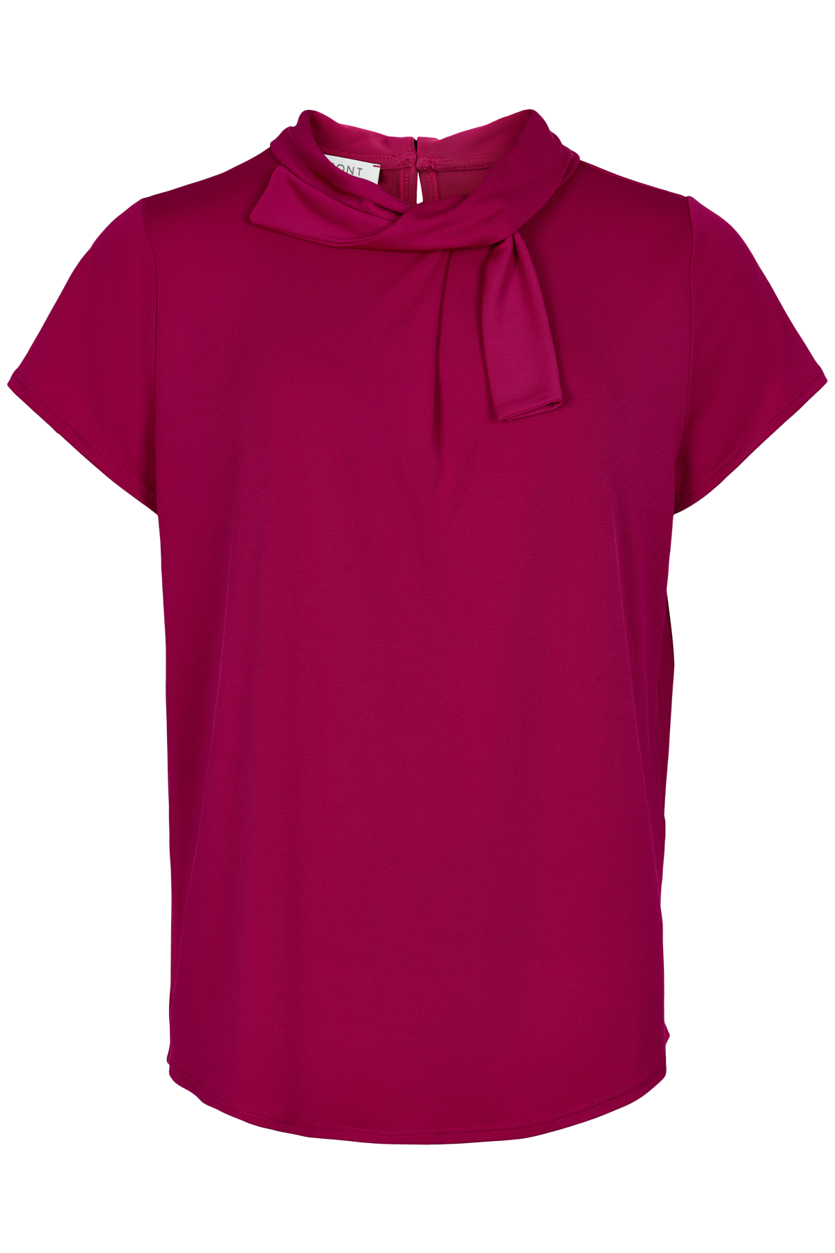 Image of   IN FRONT AURELIE BLUSE 13252 F (Fuchsia 250, XL)