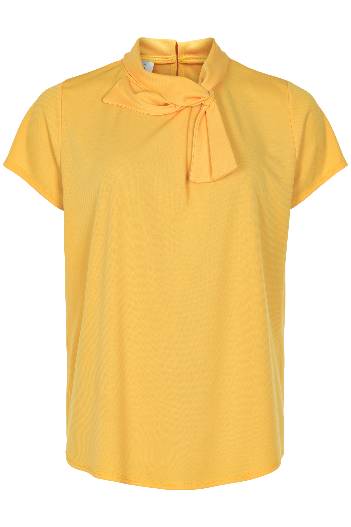 Image of   IN FRONT AURELIE BLUSE 13252 W (Warm Yellow 771, M)