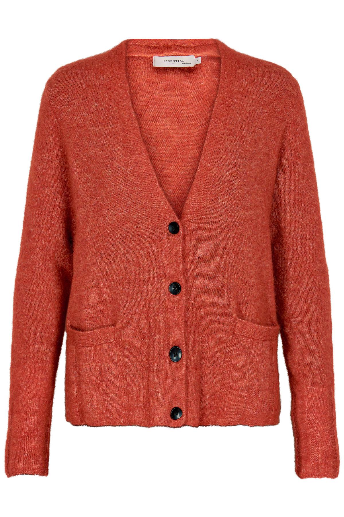 Image of   NOA NOA CARDIGAN 1-8998-2 01068 (Red, XL)
