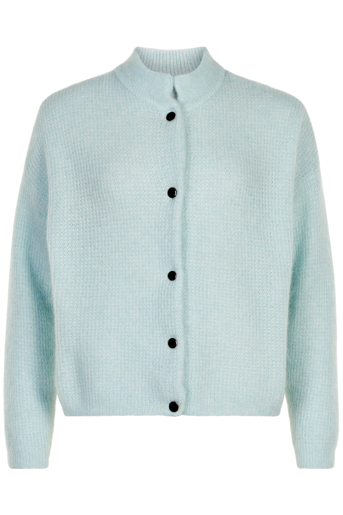 Image of   GESTUZ DEBBIEGZ SHORT CARDIGAN 10904126 I (Iced Aqua 90667, S)