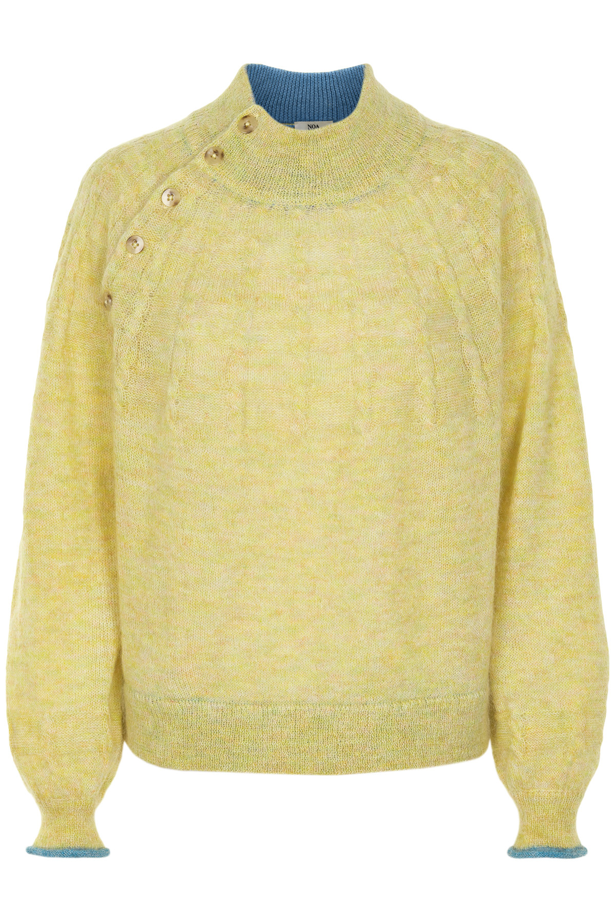 Image of   NOA NOA PULLOVER 1-9614-1 001027 (Yellow, XS)