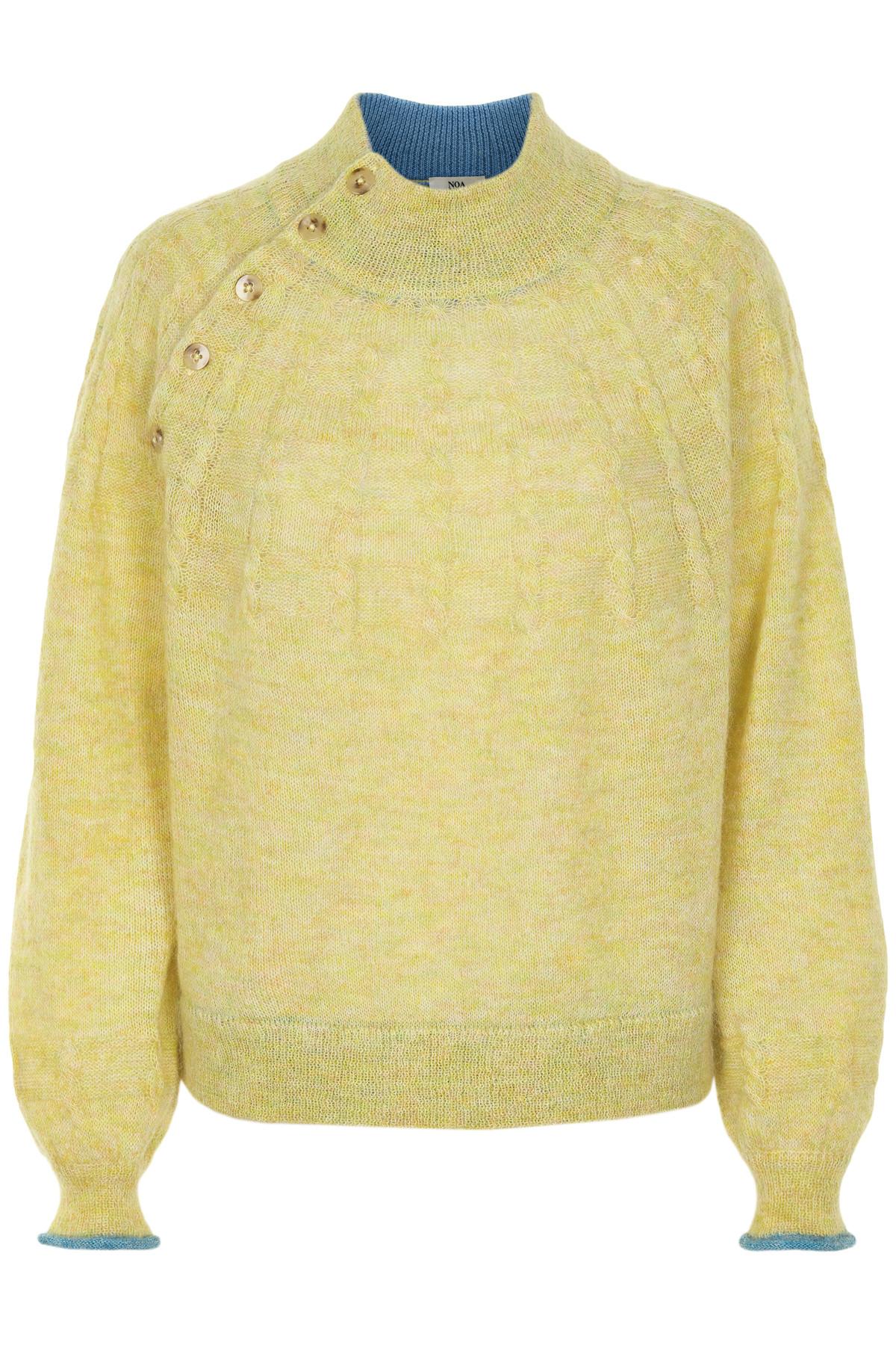 Image of   NOA NOA PULLOVER 1-9614-1 001027 (Yellow, XL)