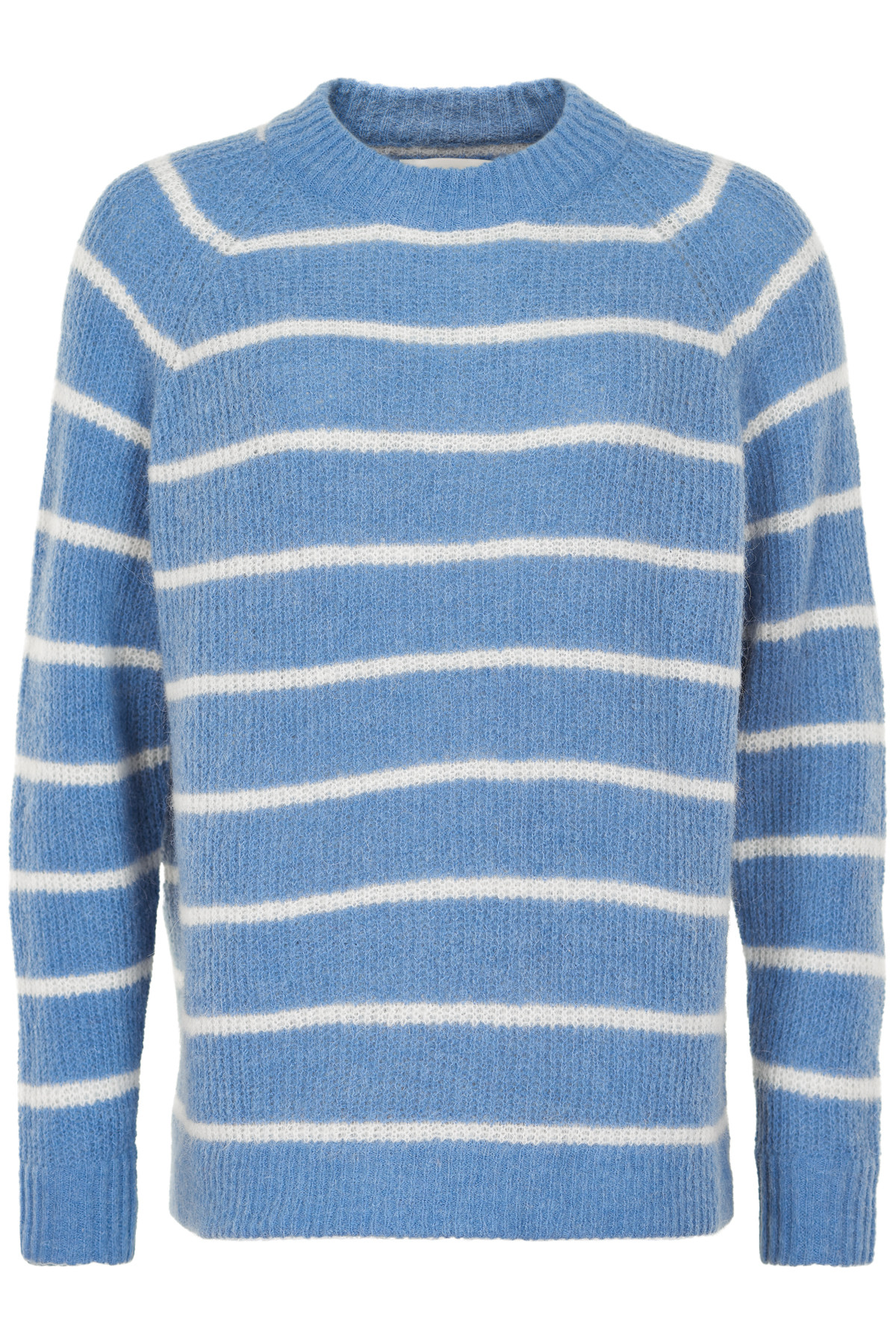 Image of   AND LESS ALBAMBINA PULLOVER 5120209 (Colony Blue, S)