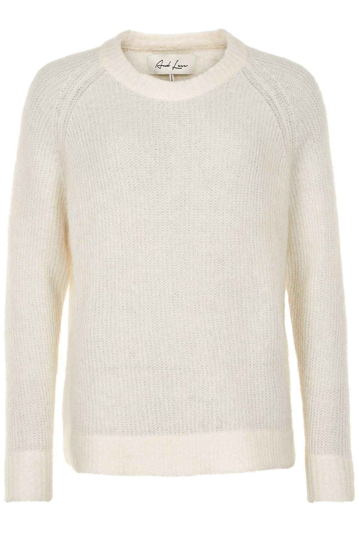 Image of   AND LESS ALBAMBINA PULLOVER 5120208 (W. Allysum, XS)