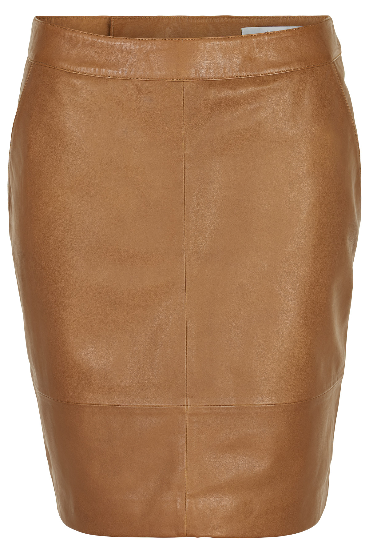 Image of   GESTUZ CHARGZ MINI SKIRT 10903813 (Bone Brown 90653, 34)