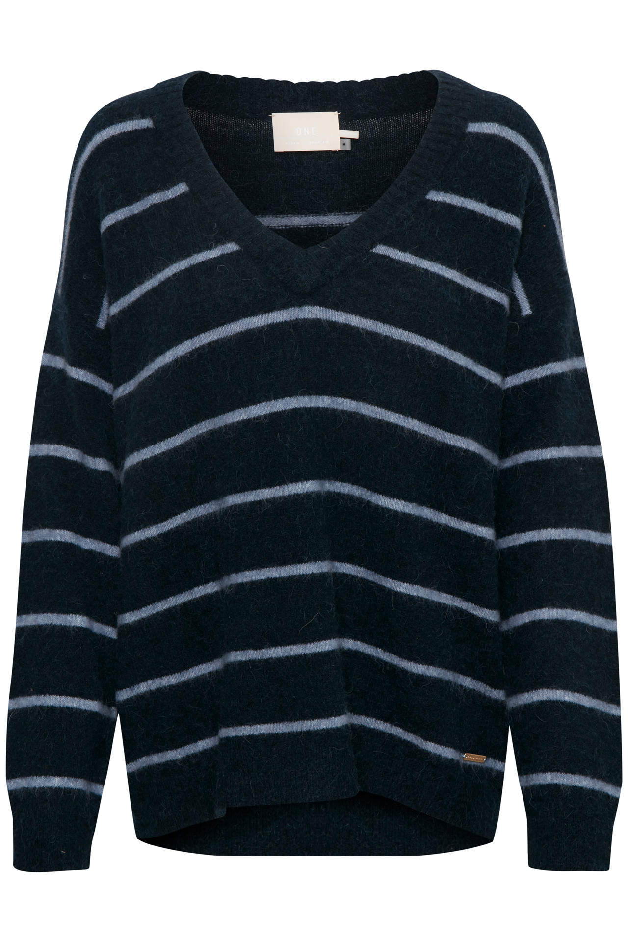 Image of   KAREN BY SIMONSEN EVERYDAY PULLOVER 10102820 S (Sky Captain With 40516, L)