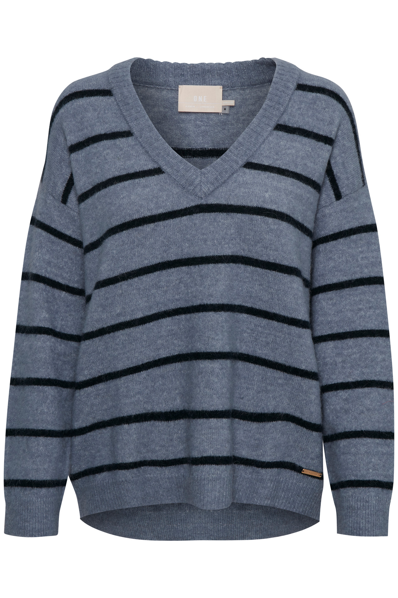 Image of   KAREN BY SIMONSEN EVERDAY PULLOVER 10102820 B (Blue Blone With 40859, L)