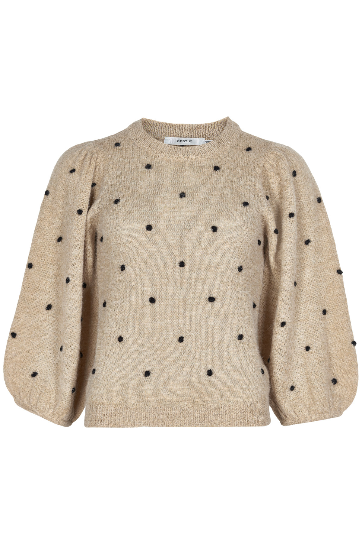 Image of   GESTUZ ASTANGZ PUFF STRIK PULLOVER 10904301 90680 (Safari 90680, XL)
