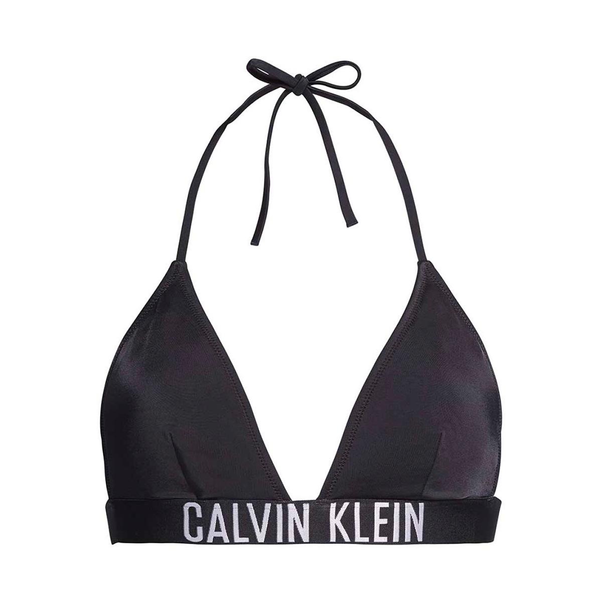 Image of   CALVIN KLEIN BIKINI TRIANGLE 00883 BEH (Black, L)