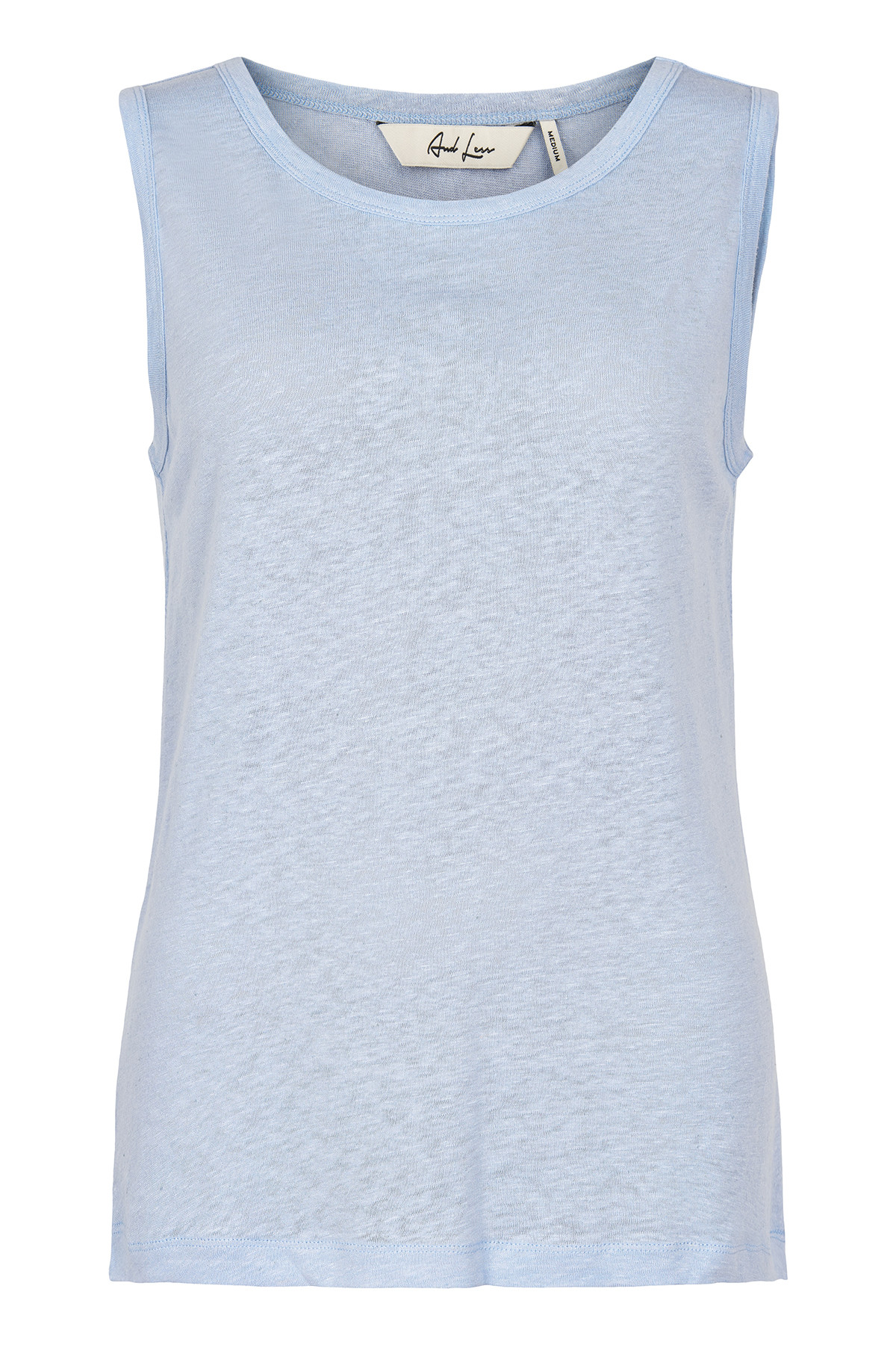 Image of   AND LESS ALBILEA TOP 5220303 3056 (Zen Blue, XS)