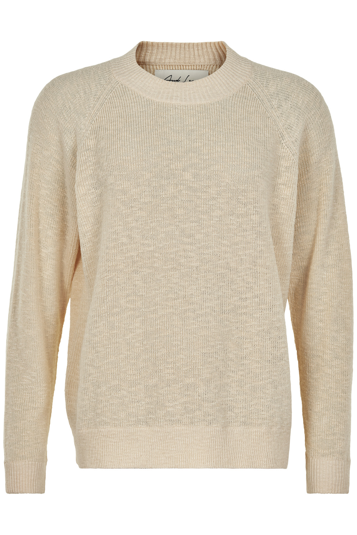 Image of   AND LESS ALBAMBINA PULLOVER 5220201 9504 (Birch, M)