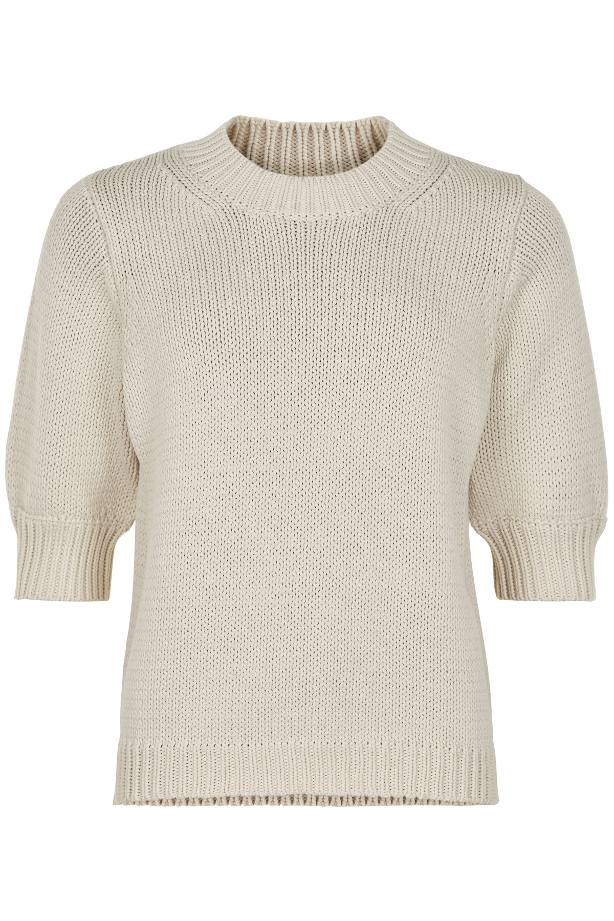 Image of   AND LESS ALBENA PULLOVER 5220205 9504 (Birch, M)