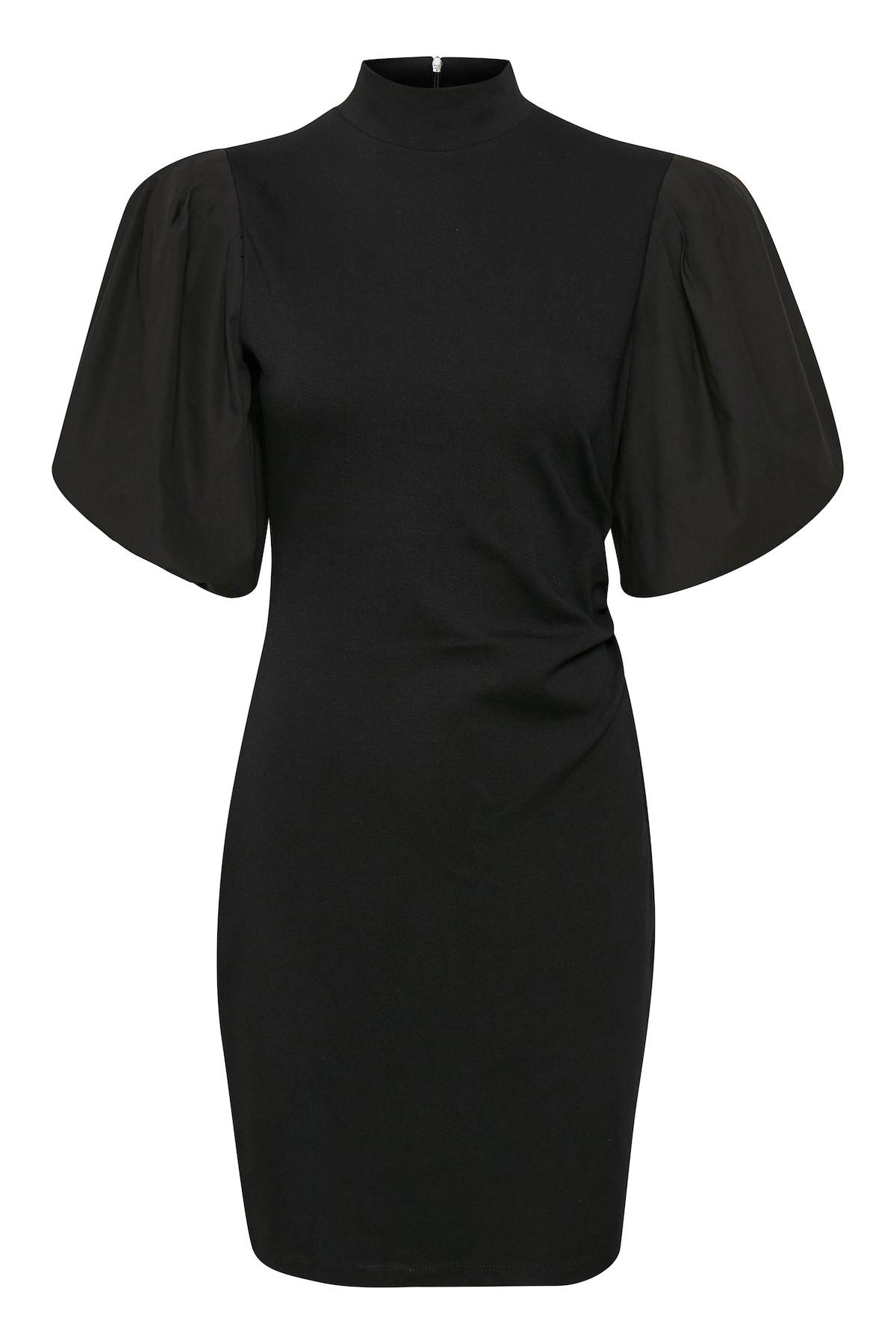 Billede af GESTUZ BIMAGZ TURTLENECK DRESS 10904830 100017 (Black, XL)