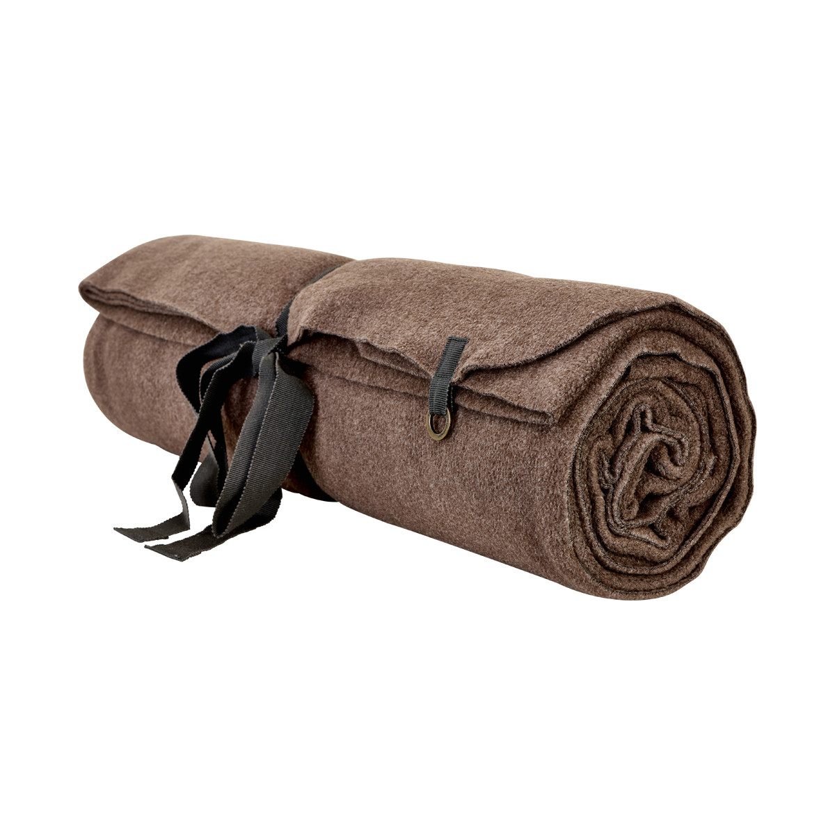 Image of   HENRIETTE STEFFENSEN Copenhagen 6020 YOGA TÆPPE Rock Brown (Rock Brown, ONESIZE)