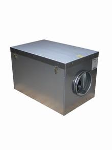 Genvex Kulfilterbox ø200