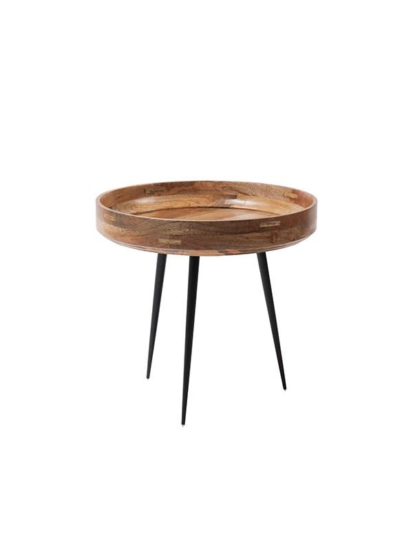 Bowl Table Natural fra Mater