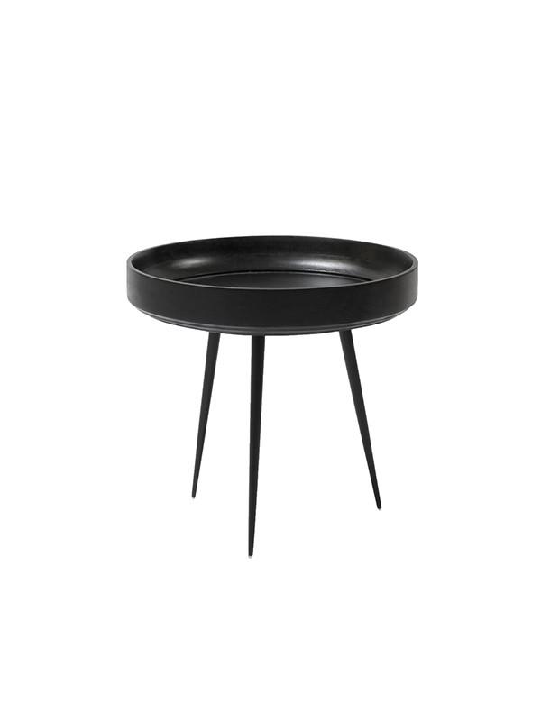Bowl Table Black fra Mater