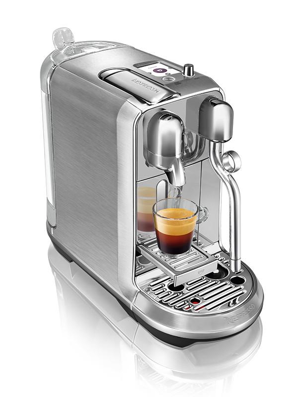 Creatista Plus kaffemaskine fra Nespresso