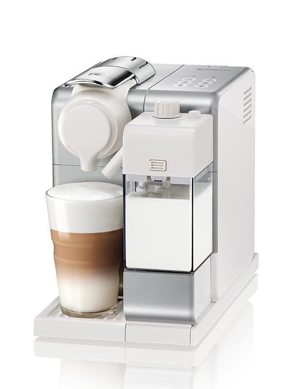 Lattissima Touch, Silver kaffemaskine fra Nespresso