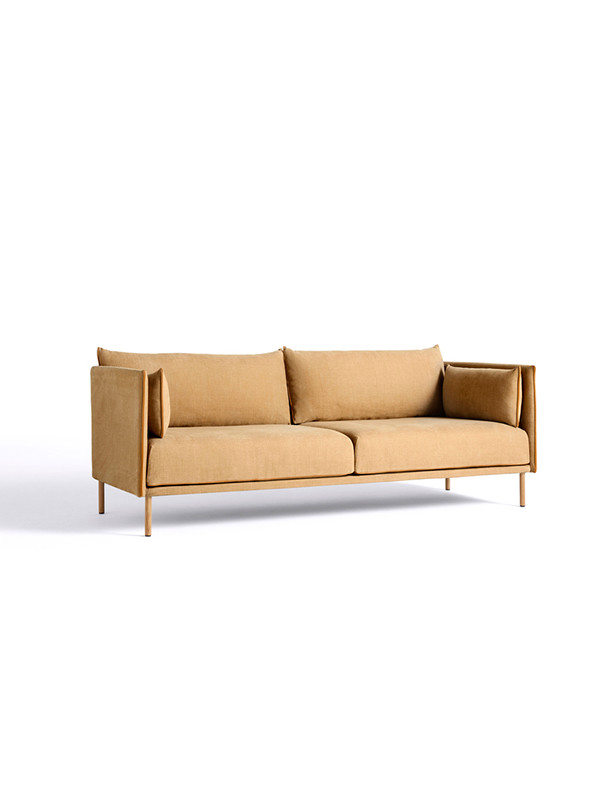 Silhouette sofa 3 pers. fra Hay