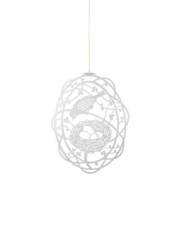 A Bit Of Easter Ornament Stor fra Georg Jensen