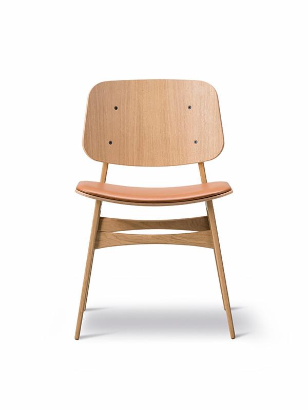 Søborg stol af Børge Mogensen