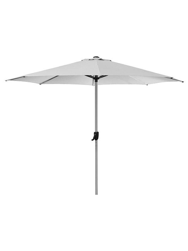 Sunshade parasol Ø300 med krank fra Cane-line