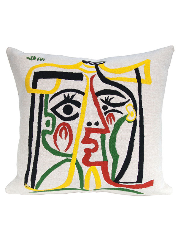 Picasso Head of the Woman pude fra Poulin Design