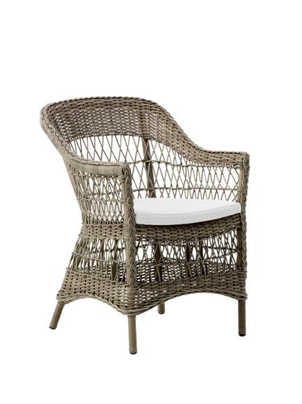 Georgia Garden Charlot stol fra Sika-Design